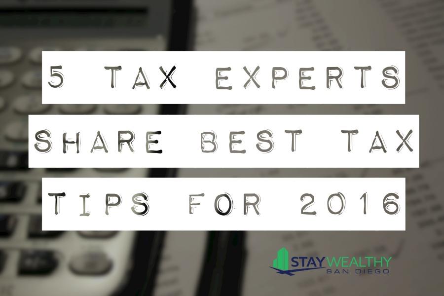 best tax strategies