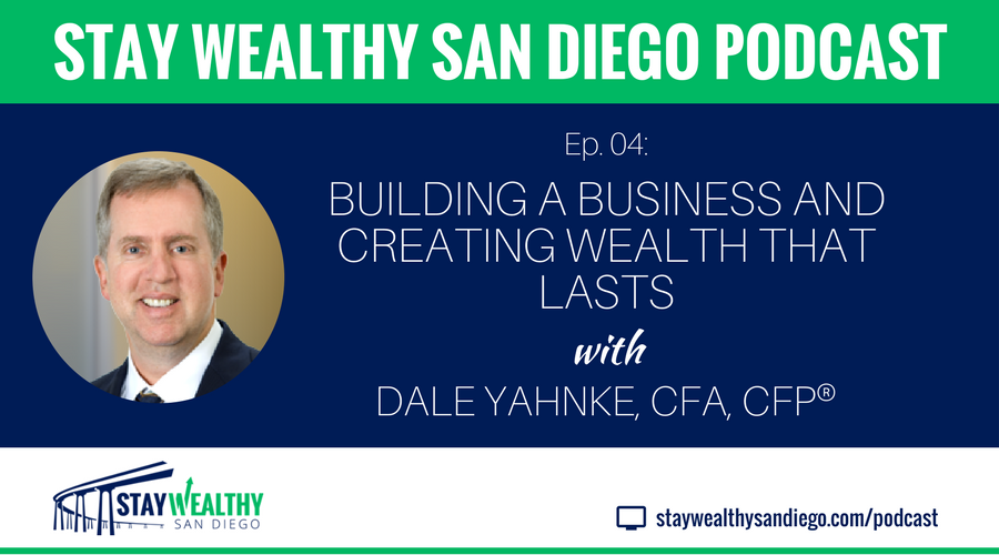 Creating wealth podcast