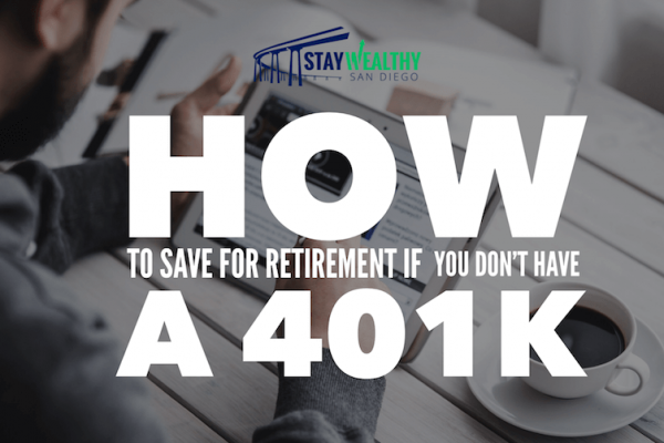 How to Save for Retirement if You Don't Have a 401(k)