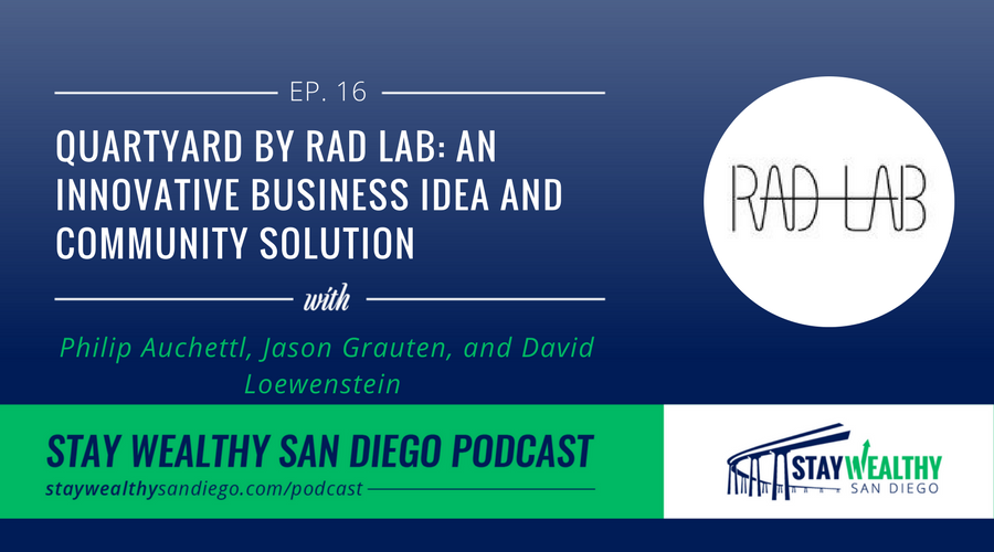 Quartyard by RAD LAB: An Innovative Business Idea and Community Solution [SWSD Ep. 16]