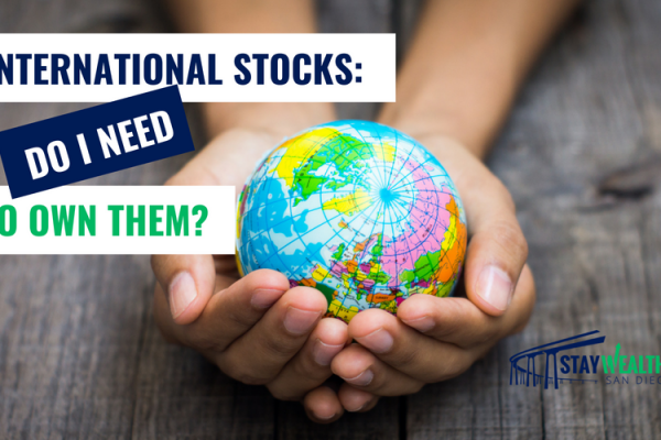 International Stocks: Do I Really Need to Own Them? [SWSD Ep. 28]